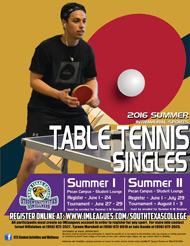 2017 Summer Pinp Pong Tournament