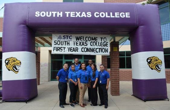 First Year Connection Staff