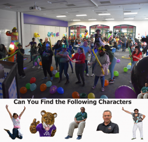 Find the characters games image